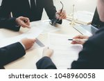 law  advice and legal services... | Shutterstock . vector #1048960058