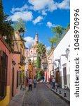 guanajuato  mexico   december... | Shutterstock . vector #1048970996