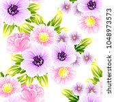 abstract elegance seamless...   Shutterstock . vector #1048973573