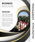 business brochure template or...