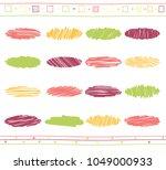 vector collection of retro...   Shutterstock .eps vector #1049000933