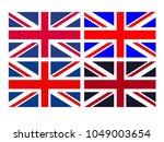vector illustration of british... | Shutterstock .eps vector #1049003654