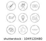 puzzle  guitar music and... | Shutterstock .eps vector #1049120480