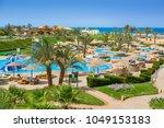 hurghada  egypt   april 15 ... | Shutterstock . vector #1049153183