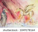 Pale Horse Of The Apocalypse...