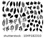 collection set of different... | Shutterstock .eps vector #1049182310