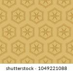 seamless modern vector... | Shutterstock .eps vector #1049221088