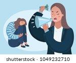 vector cartoon illustation of... | Shutterstock .eps vector #1049232710