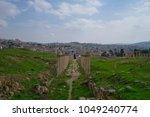 columns of church of st.... | Shutterstock . vector #1049240774