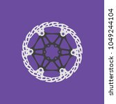 vector illustration of a... | Shutterstock .eps vector #1049244104