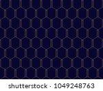 vector seamless geometric... | Shutterstock .eps vector #1049248763
