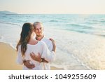 romantic vacation. love and... | Shutterstock . vector #1049255609