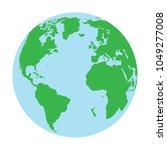 world globe icon