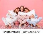 photo of happy women 20s...   Shutterstock . vector #1049284370