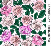 Seamless Pattern With Pastel...
