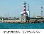 burgas  bulgaria   august 20 ... | Shutterstock . vector #1049380739