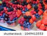 Close Up Of Various Berries ...