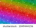 Multicolored Glitter Background