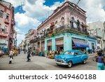 la habana  cuba   march 26th... | Shutterstock . vector #1049460188