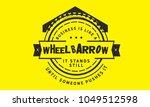business is like a wheelbarrow  ...   Shutterstock .eps vector #1049512598