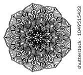 mandalas for coloring book....   Shutterstock .eps vector #1049515433