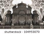 Pipe Organ Of St. Stephen's...