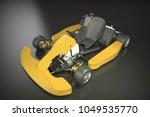 karting. race car for kids. 3d...   Shutterstock . vector #1049535770