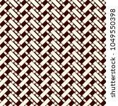 herringbone wallpaper. abstract ... | Shutterstock .eps vector #1049550398
