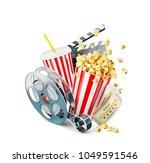 Popcorn  Cinema Reel ...
