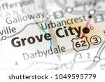 grove city. ohio. usa | Shutterstock . vector #1049595779