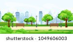 vector illustration of a... | Shutterstock .eps vector #1049606003