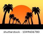 Romantic Summer Desert...