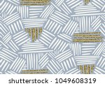 vector seamless pattern with... | Shutterstock .eps vector #1049608319