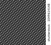 vector black carbon seamless... | Shutterstock .eps vector #1049614148