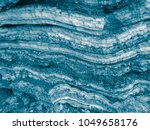 blue colored salt layers of... | Shutterstock . vector #1049658176
