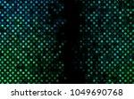 dark blue vector  background... | Shutterstock .eps vector #1049690768