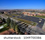 brandon  south dakota in spring ...   Shutterstock . vector #1049700386