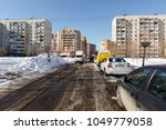 balashikha  russia   march 18 ... | Shutterstock . vector #1049779058