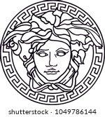 Medusa Vector Icon