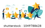 vector illustration on white... | Shutterstock .eps vector #1049788628