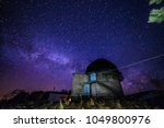 Night View Of Astronomical...