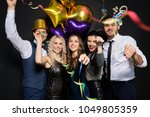 celebration  people and... | Shutterstock . vector #1049805359