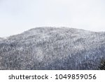 beautiful mountain terrain... | Shutterstock . vector #1049859056