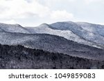 beautiful mountain terrain... | Shutterstock . vector #1049859083