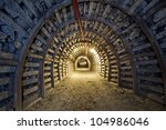 modern coal mine | Shutterstock . vector #104986046