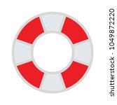 lifebelt saver vector | Shutterstock .eps vector #1049872220