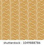 geometric lines seamless art... | Shutterstock .eps vector #1049888786