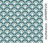 minimal mermaid scales squama... | Shutterstock .eps vector #1049899154