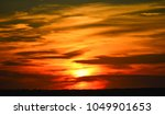 high up sunset landscape | Shutterstock . vector #1049901653