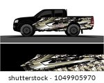 truck  car and vehicle racing... | Shutterstock .eps vector #1049905970